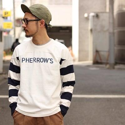 Pherrow's  Lot:PAFL1 フットボールロンT!の記事に添付されている画像