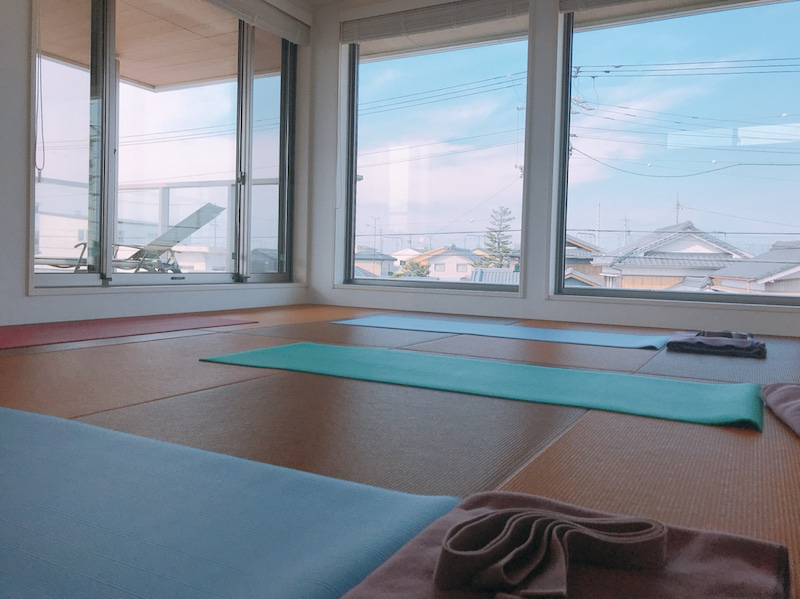 @home yoga studioの画像