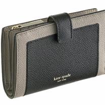 ケイトスペード 二つ折り ミニ財布 マルゴー ミディアム バイフォールドウォレの記事に添付されている画像