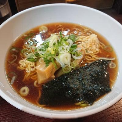 【今日の一杯】極み醤油ラーメン / 麺の城 記念橋店の記事に添付されている画像