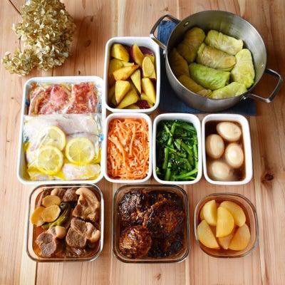 【作り置き*常備菜】とレビューのお礼。の記事に添付されている画像