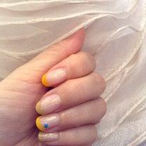 驚きの持ち☆毎回オフせず爪へのダメージを最小限に~ハンドジェル~の記事に添付されている画像
