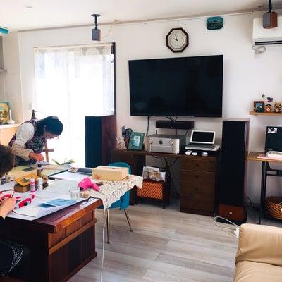自宅トールペイント教室&那須へ出張教室〜♫の記事に添付されている画像