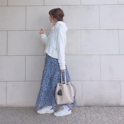GU 完売必須!新作花柄スカートが可愛い♡の記事に添付されている画像