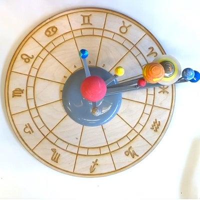 上の如く下も然り。水星も人生も逆行しない♪の記事に添付されている画像