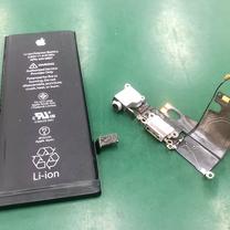 【修理事例】充電接触が悪い反応するときと反応しない時が!iPhone6の修理事例の記事に添付されている画像