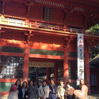 ✨東国三社 幕開け 開運ツアー 開催しました③鹿島神宮✨の記事に添付されている画像