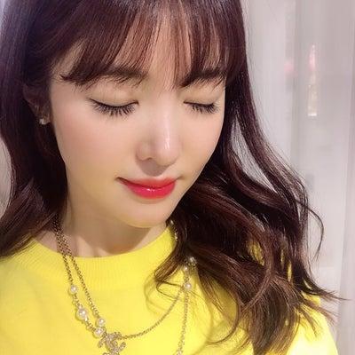 韓国で初マツエクをしてみたの巻♡♡(ブログ特典あり)の記事に添付されている画像
