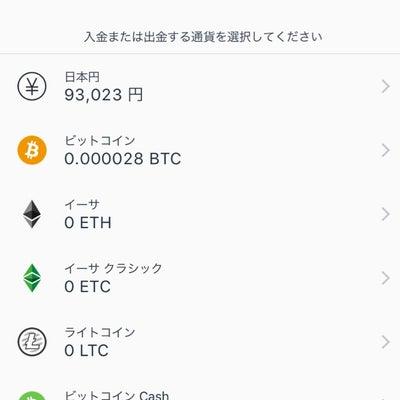 そう言えば、Bitcoinの記事に添付されている画像