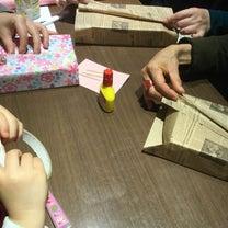 第44回大人のおけいこクラブ「ラッピング教室」終了~!の記事に添付されている画像