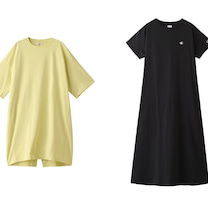 Tシャツドレスなど、ワンピース・ドレスのおすすめ!人気、春夏ファッションの通販の記事に添付されている画像