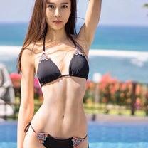 この上なくSEXY☆透け感ランジェリーセット★プレゼントにも♪ショーツ&キャミワの記事に添付されている画像