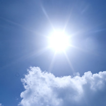 【うっかり日焼けに要注意★】の記事に添付されている画像