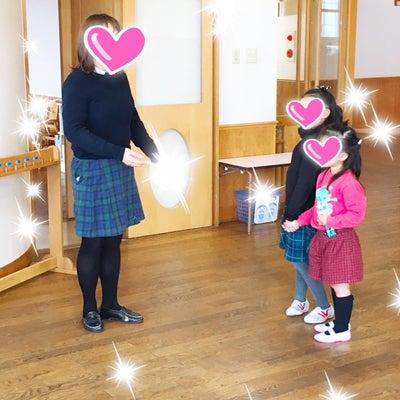 卒園した幼稚園へご挨拶の記事に添付されている画像