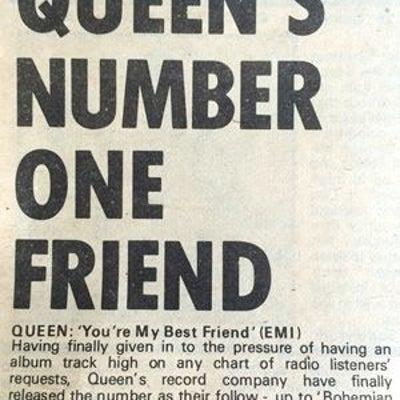 You're My Best Friend マイ・ベスト・フレンドの記事に添付されている画像