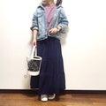 #ティアードスカートの画像