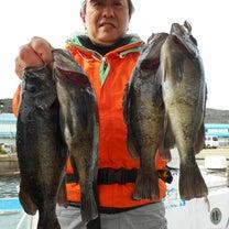 淡路島・鳴門海峡で船メバル!~サイズ良し~の記事に添付されている画像