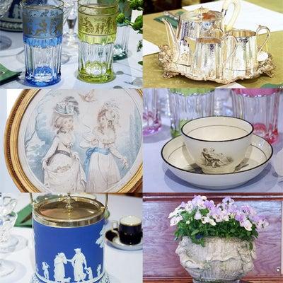 大人気の陶磁器・インテリア様式のレッスンの記事に添付されている画像