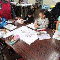 今日のスケッチ「つくし」水曜 3歳~小学6年生の作品の記事に添付されている画像