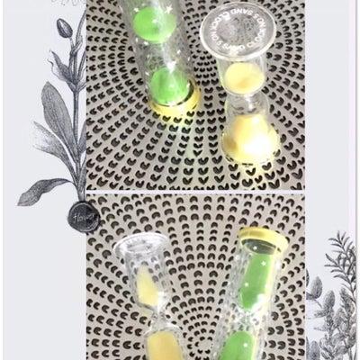 砂時計の記事に添付されている画像