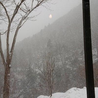 最後の雪の日の記事に添付されている画像