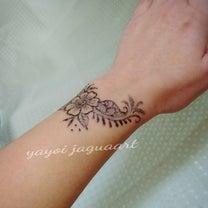 ☆ヘナを学ぶ② 花とペイズリー☆の記事に添付されている画像