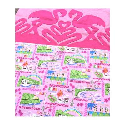 綿入れ~フラミンゴ通園バッグの記事に添付されている画像