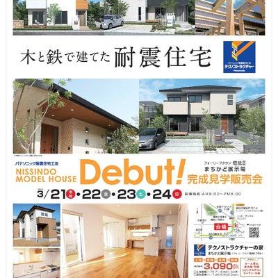 NISSINDO MODEL HOUSE Debut!!!の記事に添付されている画像