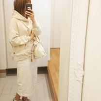 プチプラでホワイトのワントーンコーデ♡の記事に添付されている画像