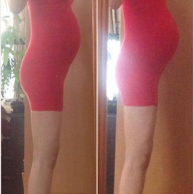 34w3d 妊婦健診⑨ / 体型変化記録 / 体重+3.3kgの記事に添付されている画像