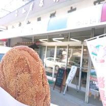 白河市東にある揚げパンやまんじゅうが美味く、歴史あるお菓子屋の坂本屋総本店レポーの記事に添付されている画像