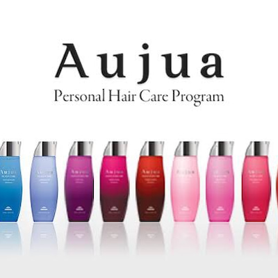 aujua で 髪質改善の記事に添付されている画像