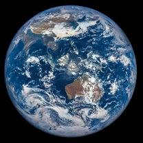 宇宙元旦の朝に。地球は行動の惑星(ほし)。の記事に添付されている画像