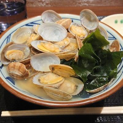 丸亀製麺の あさりうどん♪の記事に添付されている画像