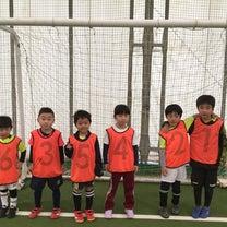 3月21日(木) 幼児・小学生フットサル大会 幼児の部の記事に添付されている画像
