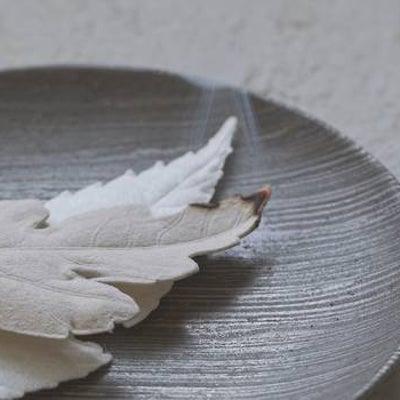 和紙で出来たお香の記事に添付されている画像