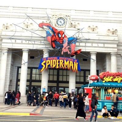 スパイダーマン・ザ・ライド 豆知識の記事に添付されている画像