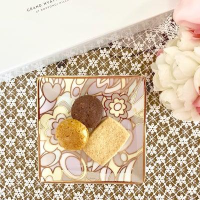 ホテルメイドのクッキーでお家で華やかティータイムの記事に添付されている画像