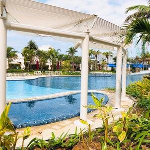 ヒルトン沖縄北谷リゾートプール開き‼の画像
