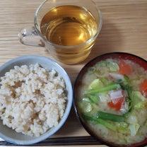 平成最後の七号食ダイエット 回復食3日目の記事に添付されている画像