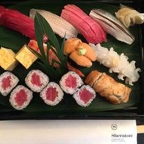 お昼は横浜ベイシェラトンのお寿司です‼️の記事に添付されている画像