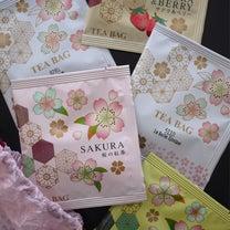 桜色の春分の日♪ルピシア桜の紅茶&ぼた餅の記事に添付されている画像