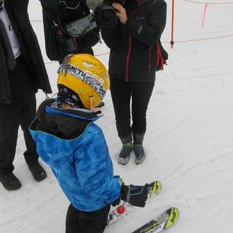 スキー動画 藻岩山ガンバレ雪