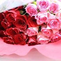 お預かりした花束の記事に添付されている画像