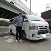 CRS大阪店 ★新車ハイエース納車ブログ★