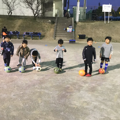3/19阿久比町キッズトレーニングの記事に添付されている画像
