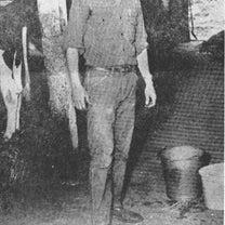 ソコロ事件その3.番外編 ゲーリー・ウィルコックスのヒューマノイド接近遭遇事の記事に添付されている画像