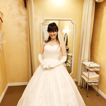 今日のドレスの記事に添付されている画像