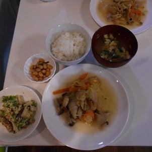 3月の食事会の画像