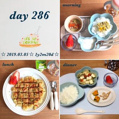 【1y3m】離乳食41〜42週目!の記事に添付されている画像